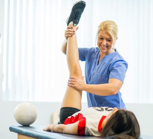 checkup-ginocchio